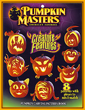 Creature Features pattern book