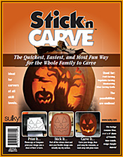 Stick 'n Carve